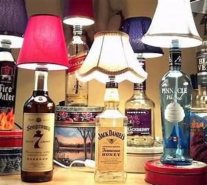 Comment Fabriquer Une Lampe : faire une lampe bouteille les tutos fabrication ~ Medecine-chirurgie-esthetiques.com Avis de Voitures
