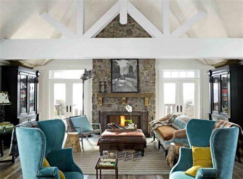 modern living rooms  retro furniture