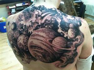 Planet Earth Tattoo (page 2) - Pics about space