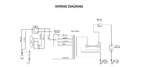 Equipment Wiring Diagram by Bc91009 Associated Battery Charger Parts List Wiring