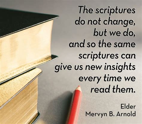 Lds Quotes Daily Scripture Study
