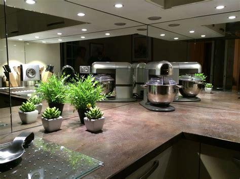 credence en miroir pour cuisine photos de conception de maison agaroth