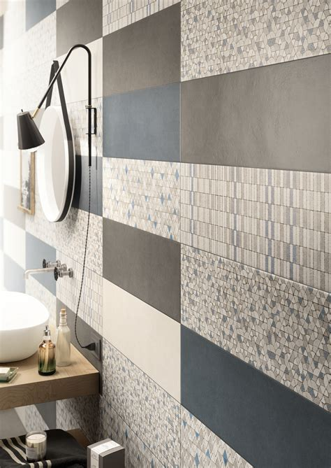 White paste wall/floor tiles CLAYLINE By MARAZZI