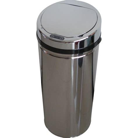 poubelle en bois cuisine poubelle de cuisine automatique selekta plastique inox 42