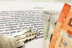Fristlose Kündigungsgründe Mieter : mietkaution mietsicherheit mietb rgschaft 551 bgb ~ Lizthompson.info Haus und Dekorationen