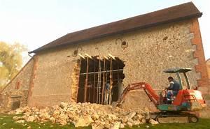 ouverture dans un mur porteur With ouverture porte mur porteur