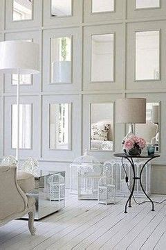 mirrored walls idea   house   outdated wall