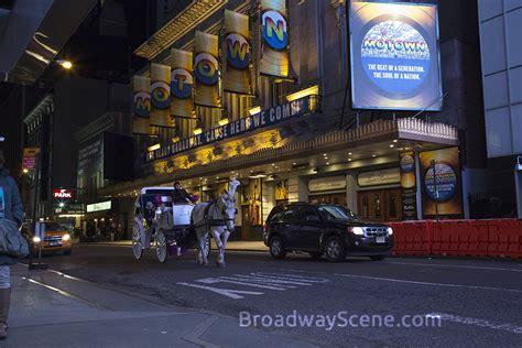 lunt fontanne theatre motown   broadway seating chart broadway scene