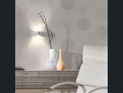 papier peint vinyle expans 233 sur intiss 233 spot bulles gris