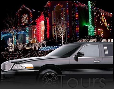 Christmas Light Limo Tours Christmas Light Tours