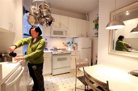 york chefs  home  tiny kitchens   york times