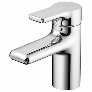 Ideal Standard : ideal standard attitude waterfall outlet basin mixer tap without waste a5536aa ~ Orissabook.com Haus und Dekorationen