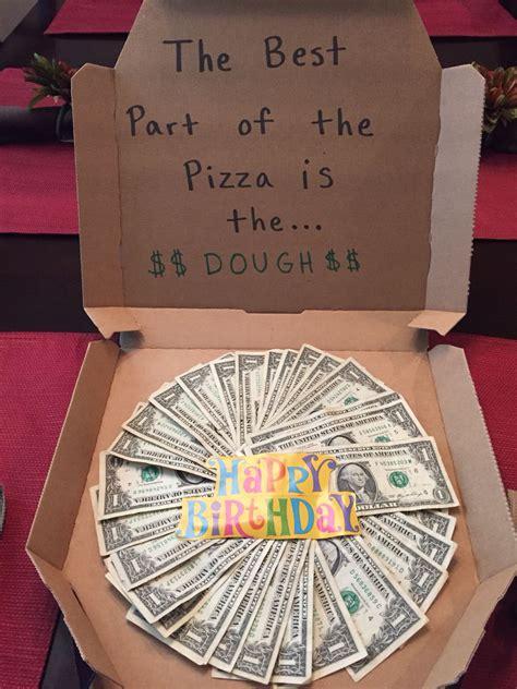 creative   give money   birthday gift creative