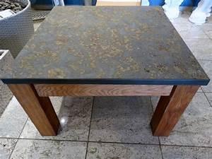 Couchtisch Aus Granit : 88 wohnzimmer tisch schiefer wohnzimmertisch ausziehbar mit schieferplatte in eiche ~ Sanjose-hotels-ca.com Haus und Dekorationen