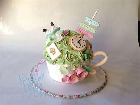 Alice in wonderland cupcake recipe. Pin on Bridal shower