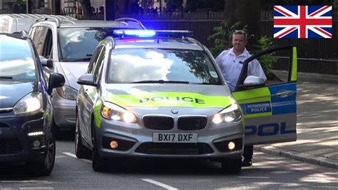policeman tells car  move   blocks   police car