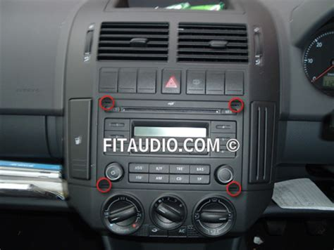 Car Stereo Fitting Removal Remove