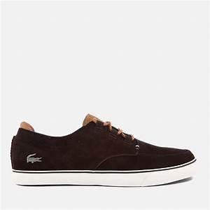 Lyst - Lacoste Men's Esparre Deck 118 1 Suede Boat Shoes ...