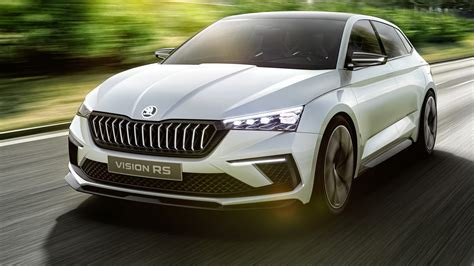 News - Skoda Is Considering A Scala RS, Of Course