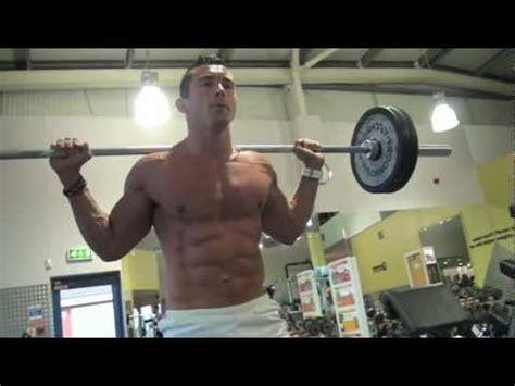 james alexander ellis full gbc workoutmv youtube