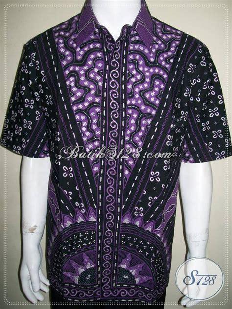pakaian batik tulis lebaran untuk laki laki ukuran xl baju batik modern 2018 pria dan wanita