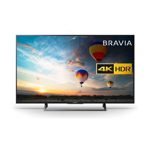 55 in tv stand sony bravia 43 4k hdr uhd smart tv kd43xe8005bu