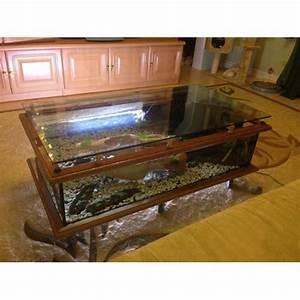 Table Basse Occasion : table basse aquarium pas cher ou d 39 occasion sur priceminister rakuten ~ Teatrodelosmanantiales.com Idées de Décoration