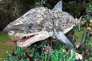 Plastikmuell umfunktioniert upcycling Tiere von Angela