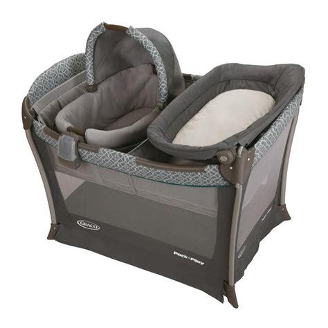 Graco Bedroom Bassinet by Baby Portable Bassinet Playyard Infant Nursery Folding