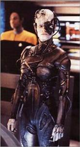 Seven of nine borg