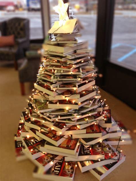 perfect christmas tree  book lovers ambassador