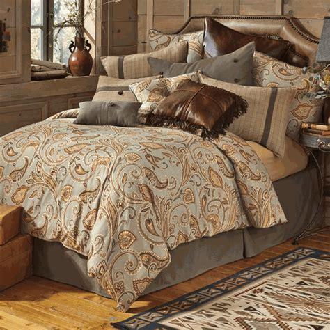 Western Bedding: Queen Size Sundance Spring Comforter Set
