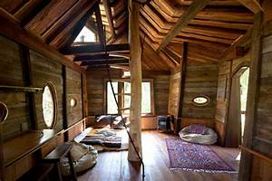 Crystal River Tree House Interior | Partners for Peace