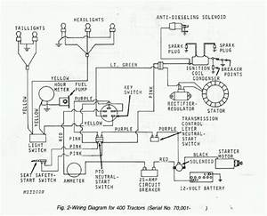 John Deere M Ignition Wiring Diagram