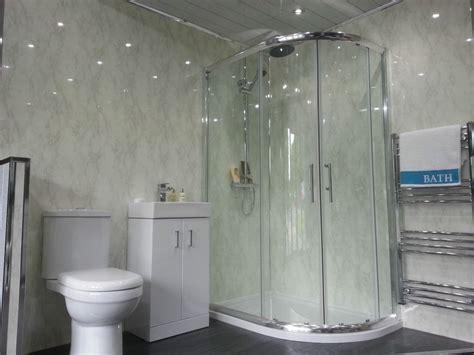 bathroom wall cladding materials 5 new white marble wall panels pvc bathroom cladding grey
