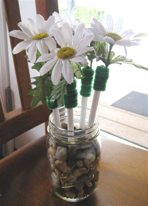 ways   pipe cleaner flowers guide patterns