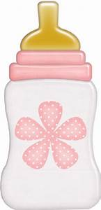 Cute Cliparts Baby Girl Pink Bottle | Cute Clipart ...