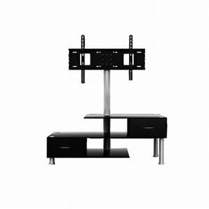 Pied Pour Ecran Plat : meuble tv ecran plat design table de lit ~ Dailycaller-alerts.com Idées de Décoration