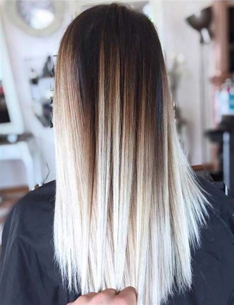 Black On Bottom On Top Hairstyles by 7 Pretty Hair Highlight Ideas