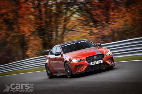 Jaguar Xe Sv Project 8 Breaks Nurburgring Lap Record Cars Uk