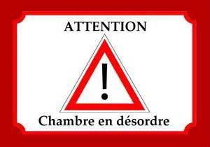 panneau de chambre panneau de signalisation personnalisé par plaquesderue com