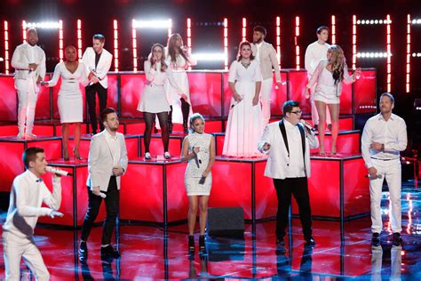 Music by halsey performing 'without me' at the the voice finale. 'The Voice' live finale: And the winner is... - Metro US