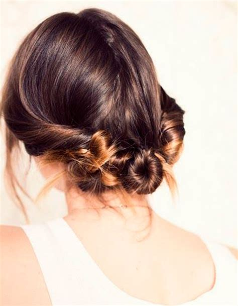 different hair up styles coiffure cheveux mi longs mariage cheveux mi longs nos 5458
