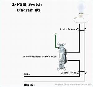 Leviton Dual Single Pole Switch Wiring Diagram Fasett Info