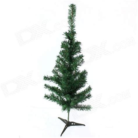 plastic christmas tree decoration green size m free