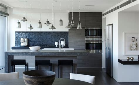 interior designing for kitchen kallaroo house contemporary kitchen sydney by hare 4788