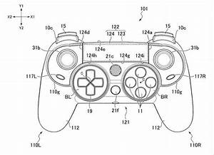 Sony Patents Elite Ps4 Controller With Paddles And Adaptable Layout