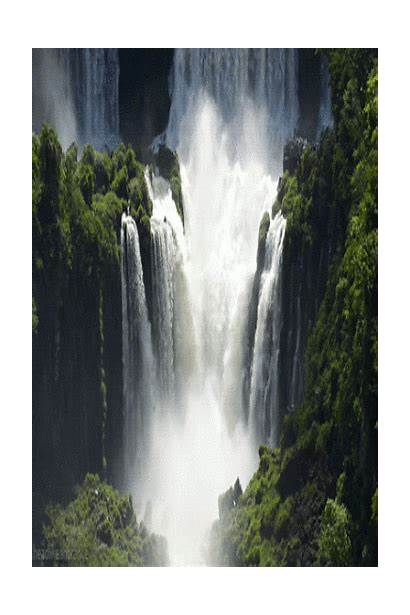 Water Fall Waterfall Waterfalls Gifs Majestic Nature