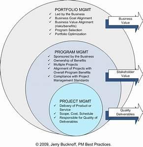 Portfolio Management Vs Program Management  Difference