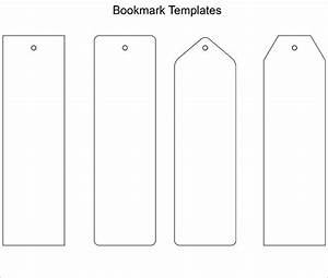 book marker template - blank bookmark template 135 free psd ai eps word
